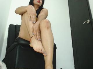 Rosia sexy cam girl